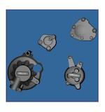 GB Racing Engine Cover Set