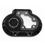 Roland Sands Clarity Cable Clutch Cover For Harley 6-Speed Transmissions 2006-2015