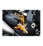 Sato Racing Rear Sets Suzuki GSXR 1000 2009-2016