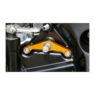 Sato Racing Rear Set Shift Spindle Holder Suzuki GSXR 1000 2009-2013