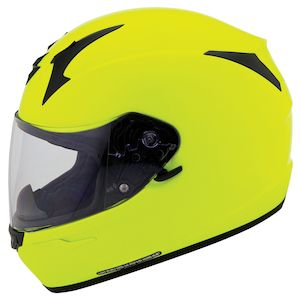 Scorpion EXO-R410 Neon Helmet - (Sz XS and 2XL Only)