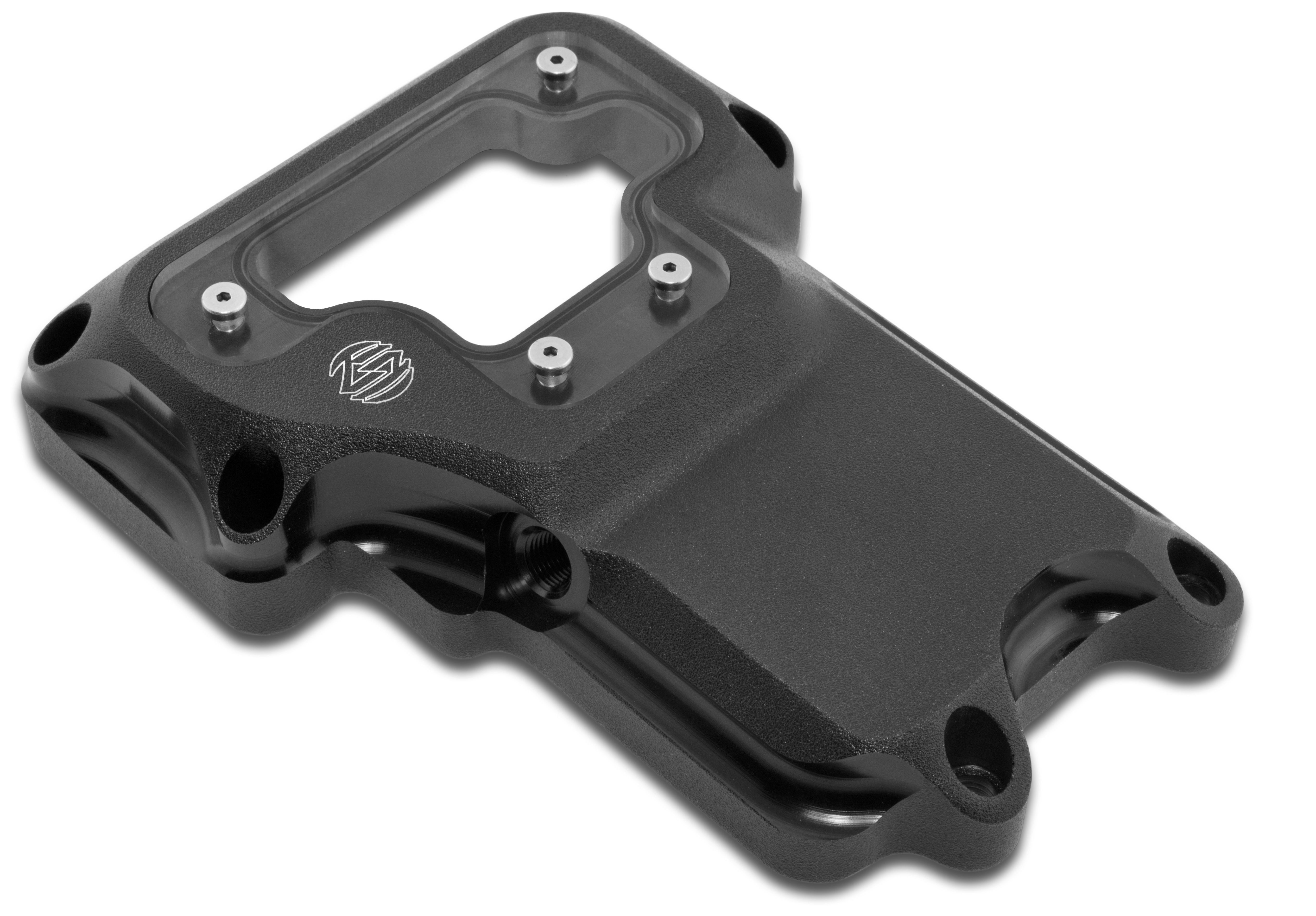 Roland Sands Clarity Transmission Top Cover For Harley 6 Speed 2006