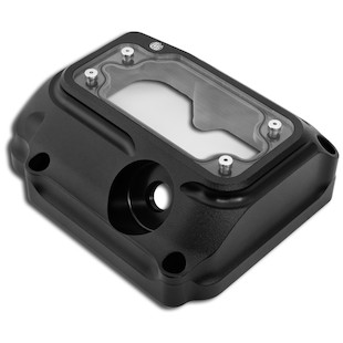 Roland Sands Clarity Transmission Top Cover For Harley 5-Speed 2000-2006