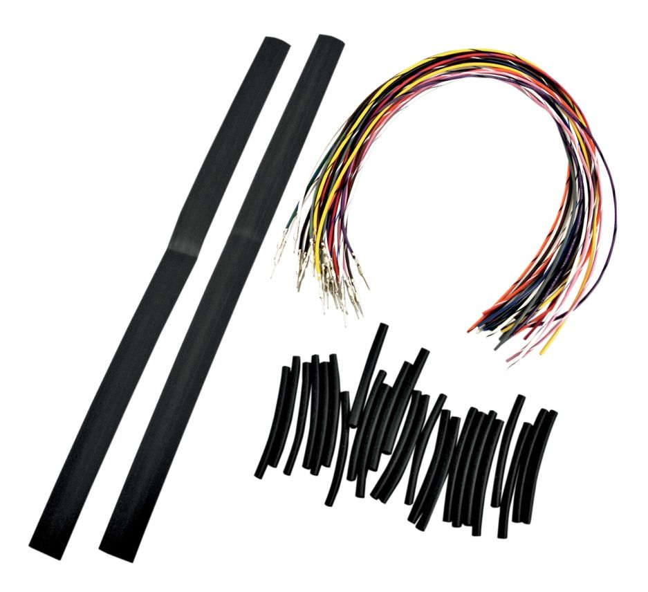 LA Choppers Handlebar Extension Wiring Kit For Harley 1996-2006 | 10%  ($3.49) Off! - RevZilla
