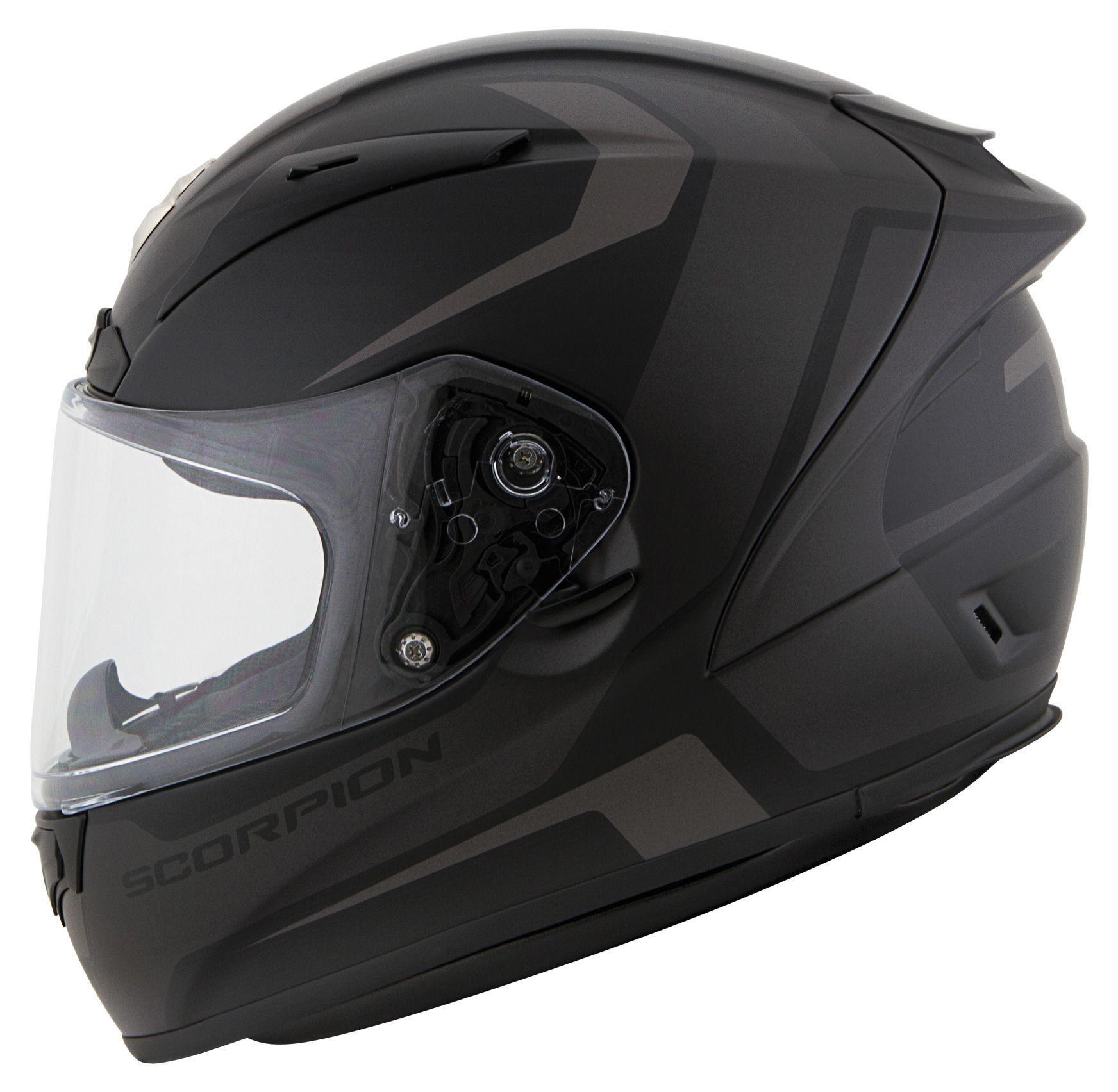 scorpion exo r2000 dispatch helmet revzilla. Black Bedroom Furniture Sets. Home Design Ideas