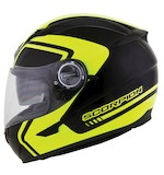 Scorpion EXO-500 West Neon Helmet