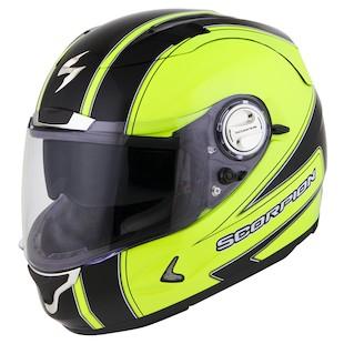 Scorpion EXO-1100 Sixty-Six Neon Helmet (Size XS Only)