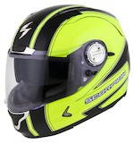 Scorpion EXO-1100 Sixty-Six Neon Helmet