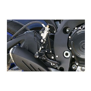 Sato Racing Rear Sets Suzuki GSXR 750 / GSXR 600 2006-2010