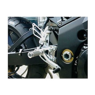 Sato Racing Rear Sets Suzuki GSXR 1000 2000-2004 / GSXR 750 1996-2005 / GSXR 600 2000-2005