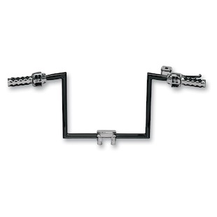 "LA Choppers 1-1/4"" Mutha Handlebars For Harley Road King 08-13"