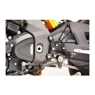 Sato Racing Rear Sets MV Agusta F4 2010-2012