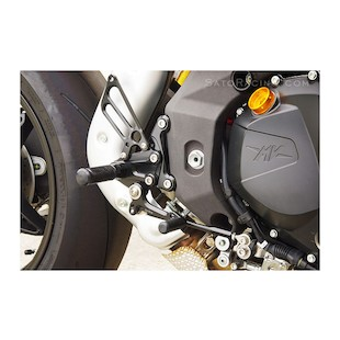 Sato Racing Replacement Right Side Rear Set MV Agusta F4 2010-2012