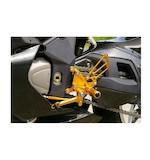 Sato Racing Rear Sets MV Agusta F4 2003-2009