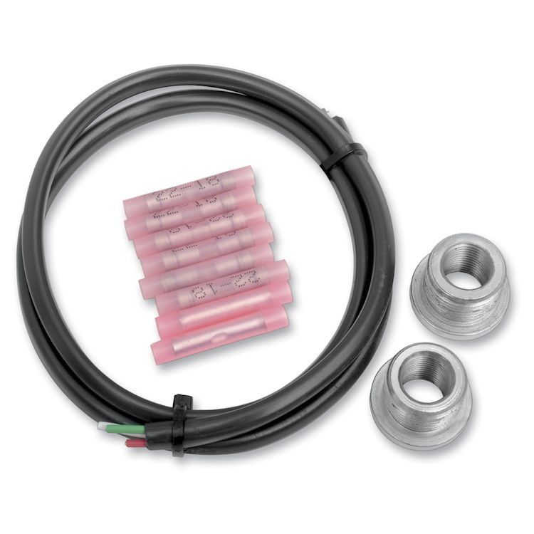 Drag Specialties Oxygen Sensor Bung Adapter Kit For Harley 2010-2013