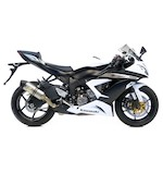Leo Vince LV-One EVO II Slip-On Exhaust Kawasaki ZX6R 2013