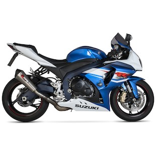 Scorpion Serket Taper Slip-On Exhaust Suzuki GSXR 1000 2012-2014