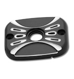 Arlen Ness Rear Brake Master Cylinder Cover For Harley 08-13