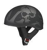 GMAX GM55 Skull Helmet