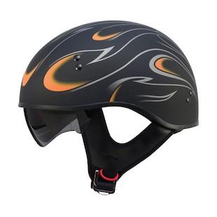 GMax GM55 Flame Helmet