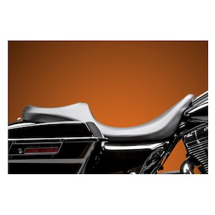 Le Pera Villain Daddy Long Legs Seat For Harley Touring 2008-2014