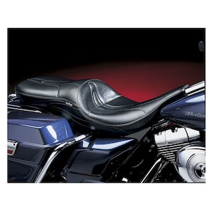 Le Pera Sorrento Seat For Harley Road/Electra Glide 2002-2007