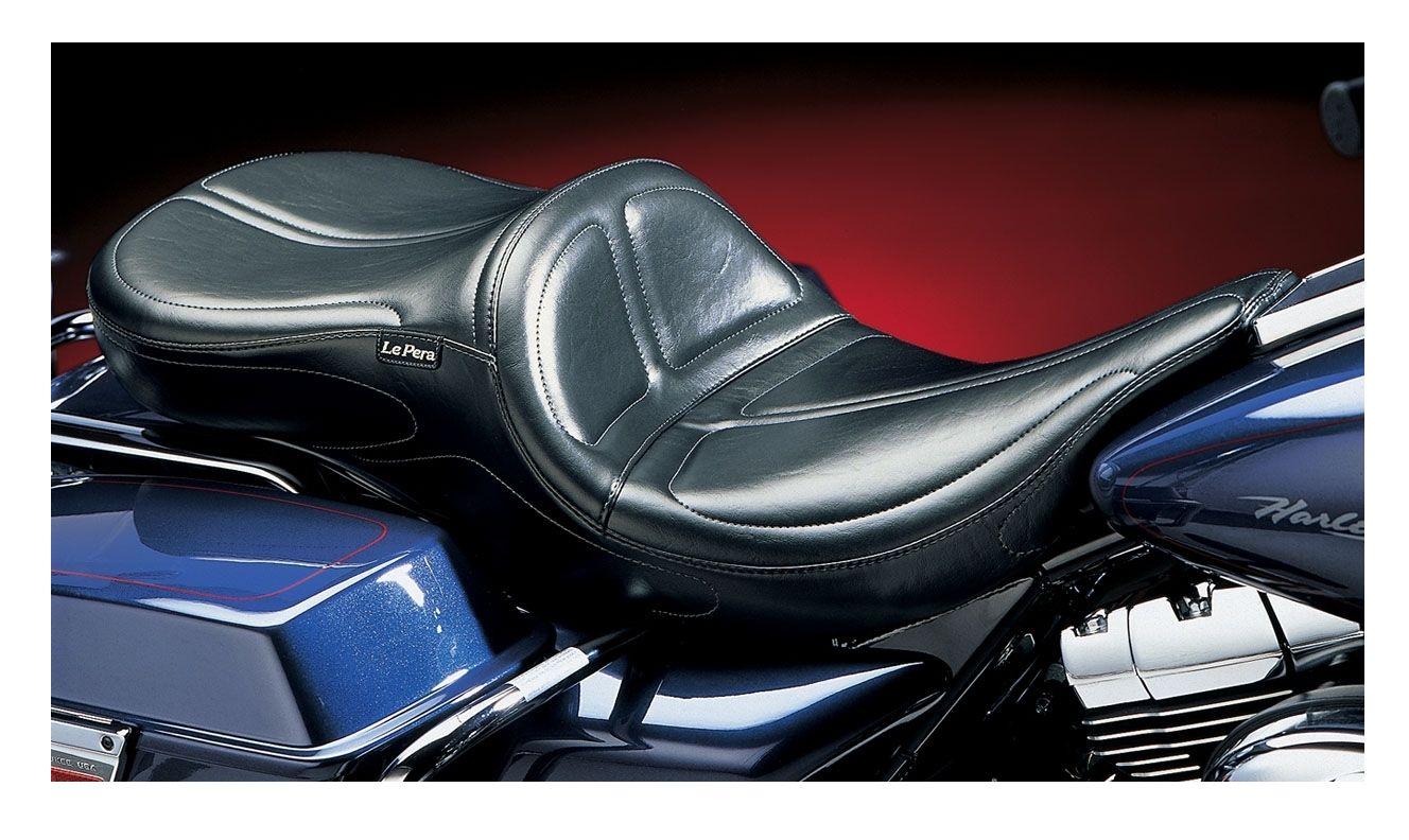 Le Pera Maverick Seat For Harley Road King 2002 2007 20