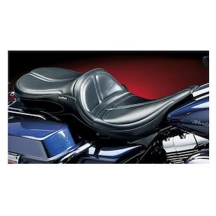 Le Pera Maverick Seat For Harley Road/Electra Glide 2002-2007