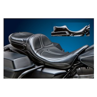 Le Pera Maverick Daddy Long Legs Seat For Harley Road/Electra Glide 2002-2007