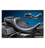 Le Pera Maverick Daddy Long Legs Seat For Harley Road/Electra Glide 02-07