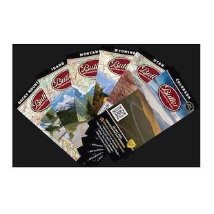Butler Maps Rocky Mountain Collection