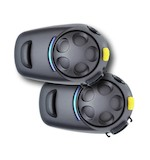 Sena SMH5-FM Bluetooth Headset Dual Pack