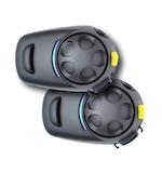 Sena SMH5-FM Bluetooth Headset Boom Mic - Dual Pack