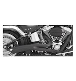 Vance & Hines Big Radius 2-Into-1 Exhaust for Harley Softail 12-13