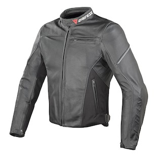 Dainese Cage Leather Jacket