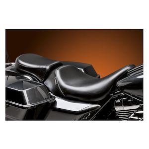 Le Pera Bare Bones Passenger Seat For Harley Touring 2008-2018