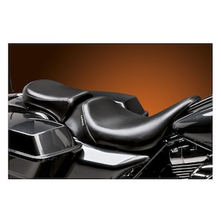Le Pera Bare Bones Passenger Seat For Harley Touring 2008-2017