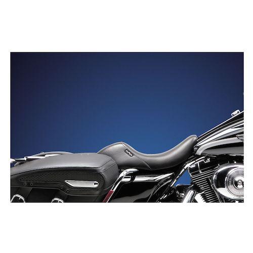 Le Pera Bare Bones Solo Seat For Harley Road King 2002