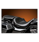 Le Pera Aviator Pillion Seat For Harley Touring 2008-2013