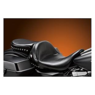 Le Pera Monterey Pillion Seat For Harley Touring 2008-2014