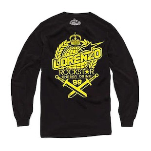 Alpinestars Prestige Lorenzo Long Sleeve T-Shirt