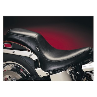 Le Pera Silhouette Seat For Harley Softail With Standard Tire 2000-2014