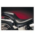 Le Pera Silhouette Seat For Harley Softail With Standard Tire 2000-2016