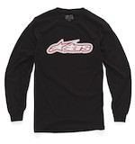 Alpinestars Full Grain Long Sleeve T-Shirt