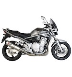 Scorpion Serket Parallel Slip-On Exhaust Suzuki GSF1250 Bandit 2007-2012