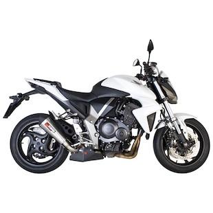 Scorpion Serket Taper Slip-On Exhaust Honda CB1000R 2008-2014
