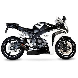 Scorpion Serket Taper Slip-On Exhaust Honda CBR1000RR 2008-2011