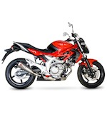 Scorpion Serket Taper Slip-On Exhaust Suzuki Gladius 650 2009-2015