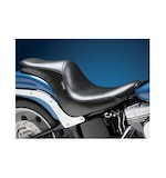 Le Pera Deluxe Silhouette Seat For Harley Softail With 200mm Tire 2006-2015