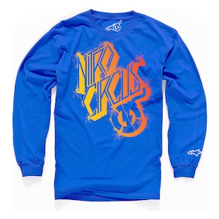 Alpinestars Skewed Long Sleeve T-Shirt